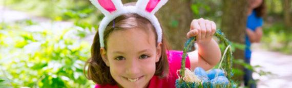 Подаръци за Великден, занимания за деца