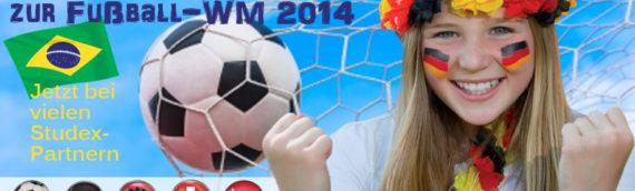 Обеци за Световното първенство по футбол 2014