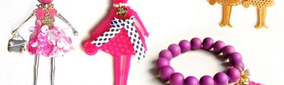 Модни тенденции в бижутериятя за 2014: лилаво